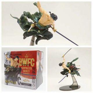 Mô hình Roronoa Zoro Onepiece Figure Vua hải tặc đảo hải tặc, đồ chơi mô hình Zoro và Luffy