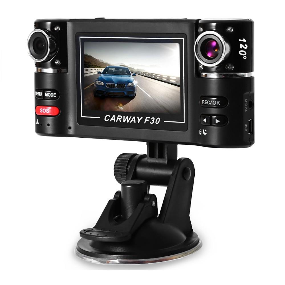Camera Hành Trình F30 Màn Hình 2.7 Inch Cho Xe Hơi