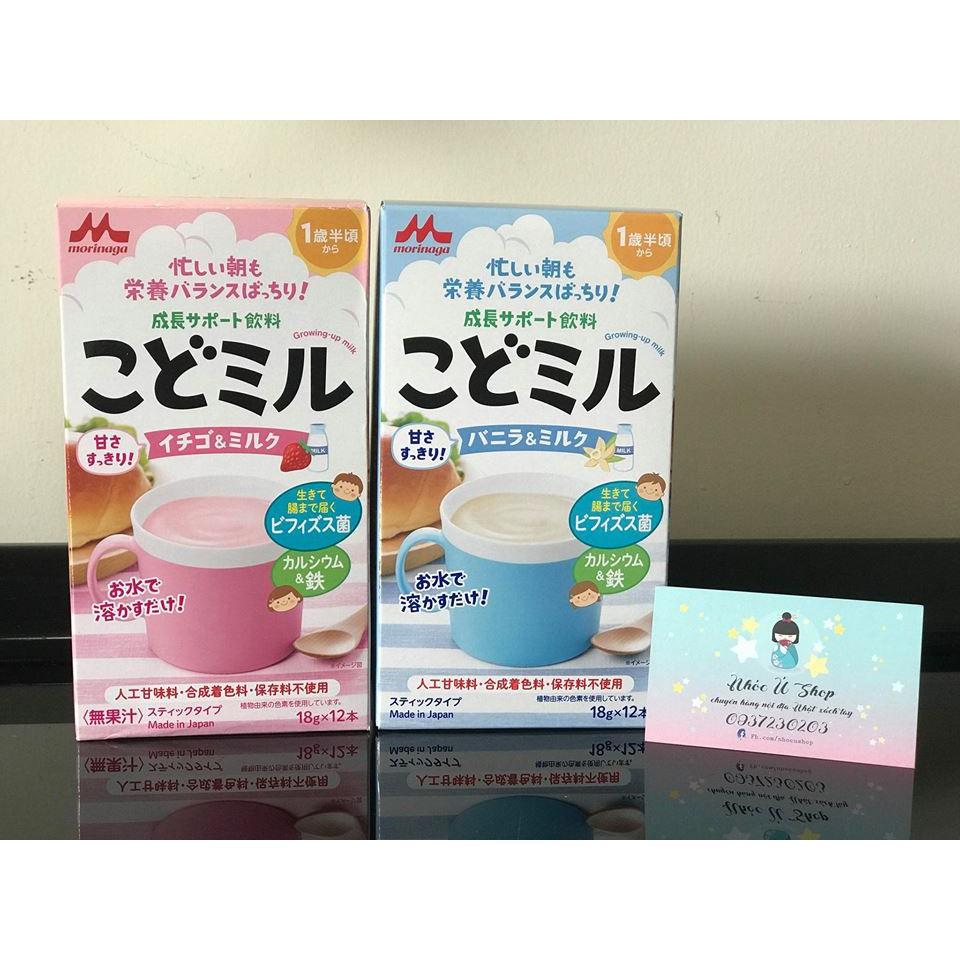 Sữa Morinaga cân bằng dinh dưỡng (12 thanh) - nội địa Nhật - 13683470 , 1325641340 , 322_1325641340 , 240000 , Sua-Morinaga-can-bang-dinh-duong-12-thanh-noi-dia-Nhat-322_1325641340 , shopee.vn , Sữa Morinaga cân bằng dinh dưỡng (12 thanh) - nội địa Nhật