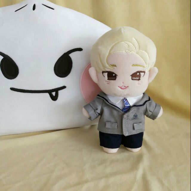 [Có sẵn/Sale rẻ]Doll Wanna One Kang Daniel 20cm