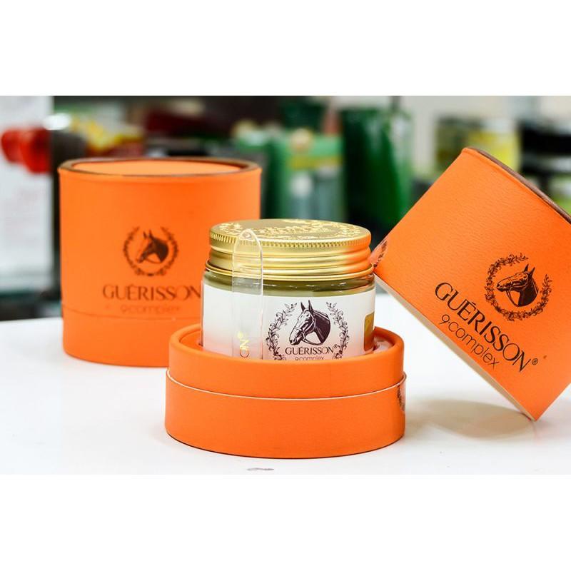 Kem dưỡng dầu ngựa 9 Complex Guerisson Horse Oil Cream