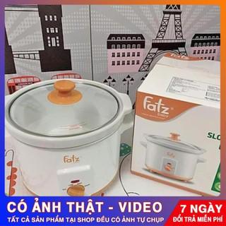 [CHÍNH HÃNG] Nồi nấu cháo chậm Fatz Baby 1,5l shop Cầu Giấy Ken93 thumbnail