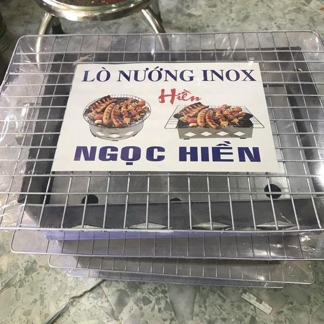 Lò nướng than inox [SIÊU TIỆN LỢI]
