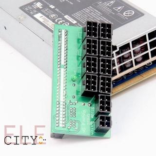 Bộ 2 Bảng Mạch Chuyển Đổi Nguồn Điện 9x6pin Cho Dps-1200Fb A Dps-1200Qb A Ps-2751-5Q thumbnail