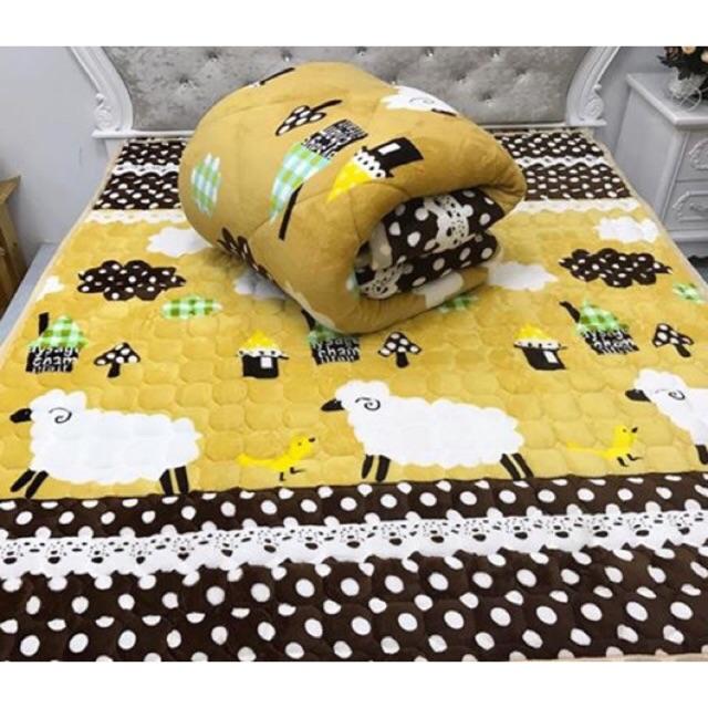 Combo chăn cừu và thảm nhung trải giường cao câp - 3463590 , 876038666 , 322_876038666 , 700000 , Combo-chan-cuu-va-tham-nhung-trai-giuong-cao-cap-322_876038666 , shopee.vn , Combo chăn cừu và thảm nhung trải giường cao câp