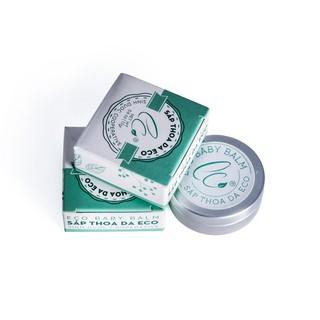Sáp thoa da thảo dược Eco – chống nẻ, giảm chàm ngứa, dị ứng, hăm tã