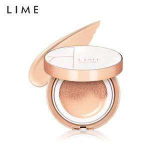 (Tặng Phấn Mắt) Phấn Nước Kiềm Dầu Lime Real Cover Pink Cushion SPF50+ PA+++ 20g thumbnail