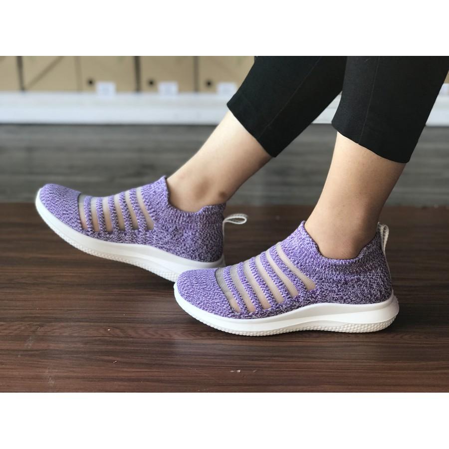 Giày lười nữ không dây hiệu Duwa DHD01-2WXL - MOL VN