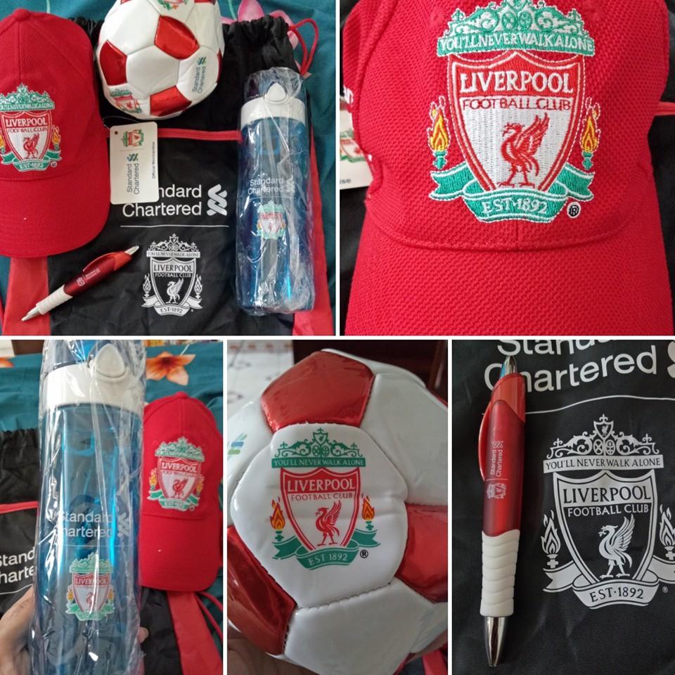 Đồ lưu niệm chính hãng Liverpool