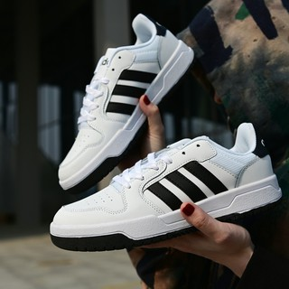 Review Original Adidas ENTRAP NEO 2020 low-panel shoes sports EH1466 shoes for men and women