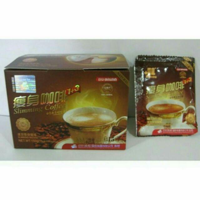 {Chính hãng} Giảm cân Cafe SLIMMING COFFEE