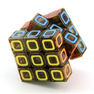 Đồ chơi giáo dục Rubik 3 Tầng 3x3x3 khôi lập phương 036 – Quay Tốc Độ, Trơn Mượt, Bẻ Góc Tốt