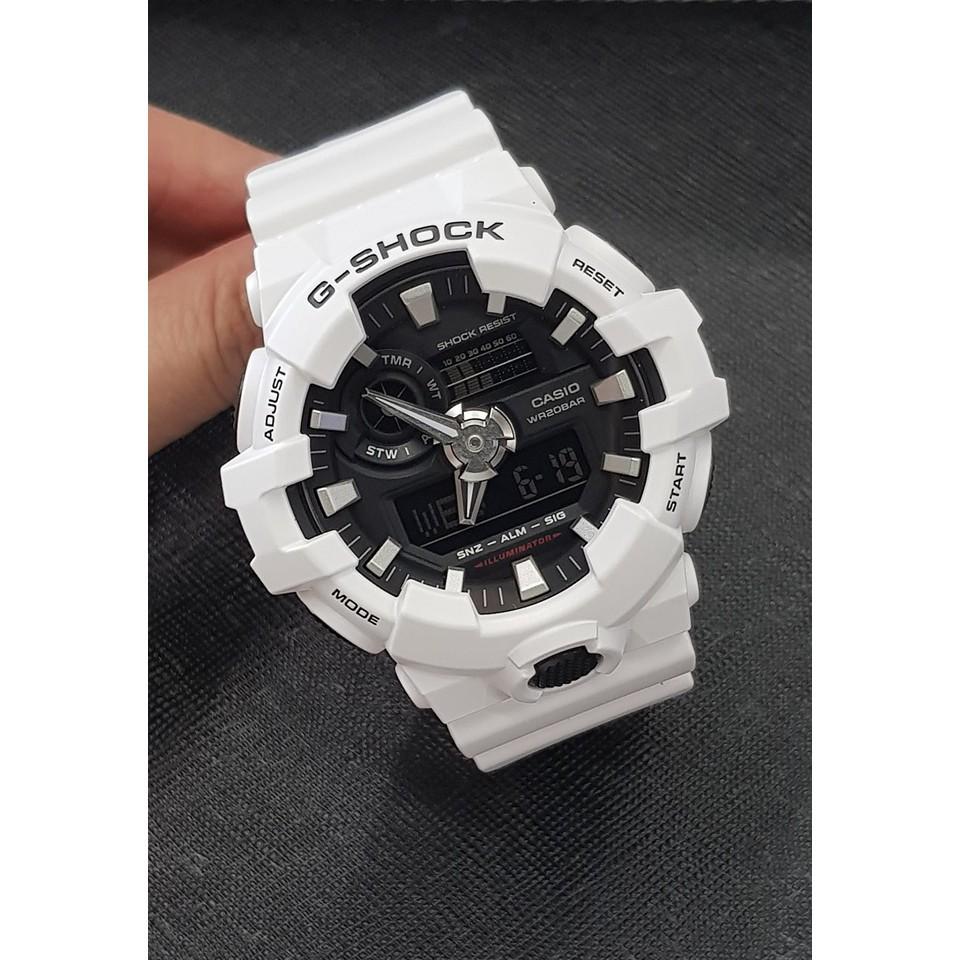 นาฬิกาข้อมือผู้ชาย Casio G-SHOCK รุ่น GA-700-7A ประกัน CMG