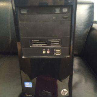 คอมมือสอง HP Pro 3330 MT Cpu I3 พร้อมวินโดว์แท้ วินโดว์7โปร