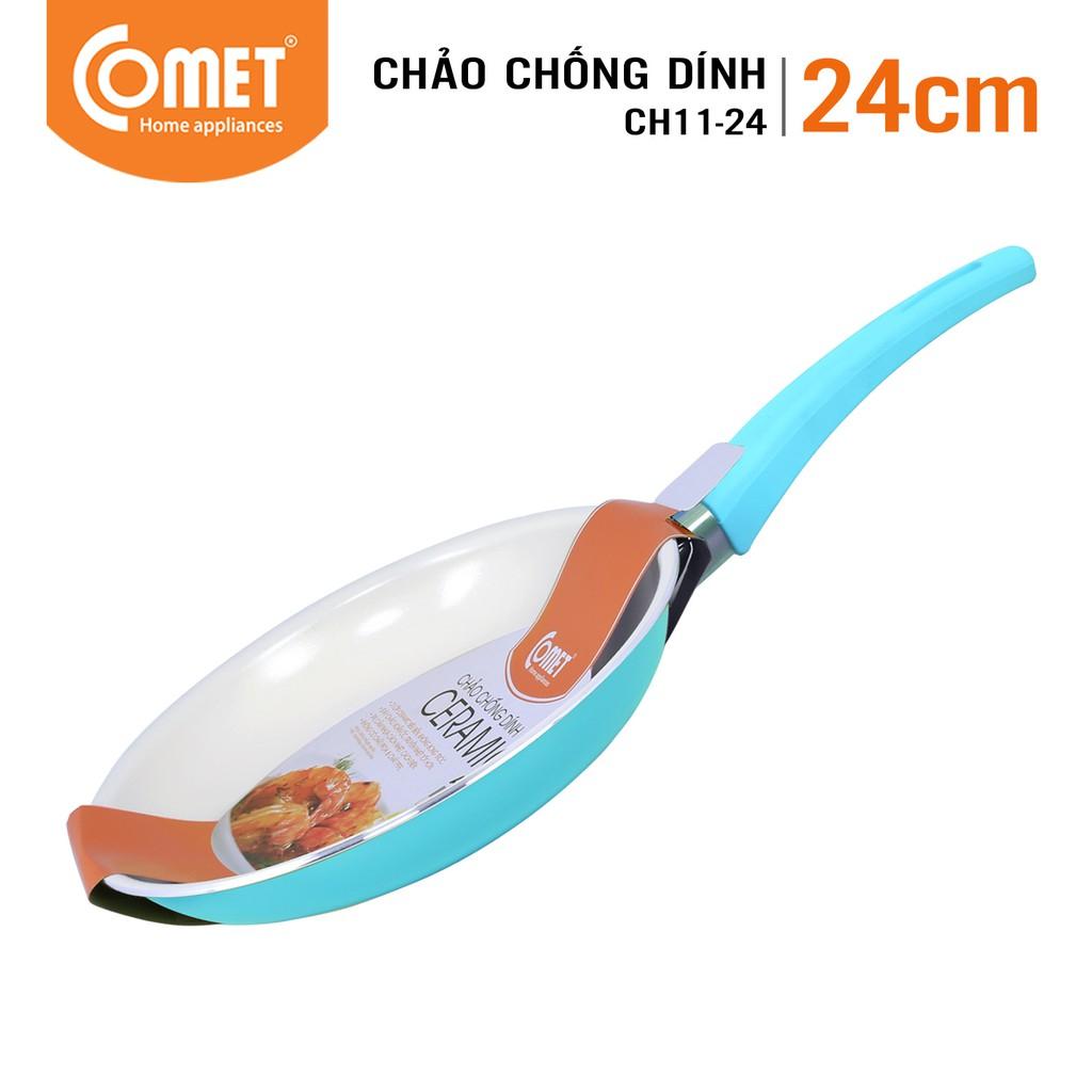 Chảo chống dính Ceramic an toàn 24cm - CH11-24