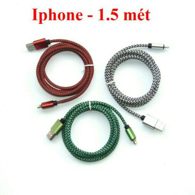 Dây cáp sạc cho điện thoại iphone các đời máy từ ip5 trở lên - 3205408 , 671222467 , 322_671222467 , 69000 , Day-cap-sac-cho-dien-thoai-iphone-cac-doi-may-tu-ip5-tro-len-322_671222467 , shopee.vn , Dây cáp sạc cho điện thoại iphone các đời máy từ ip5 trở lên