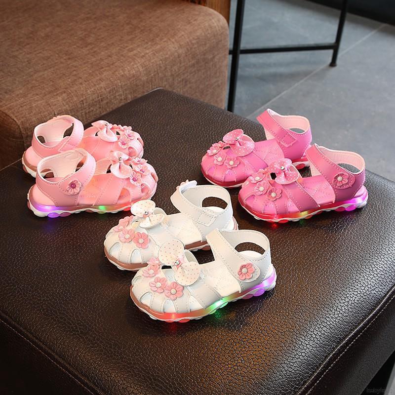 Giày búp bê mùa hè xinh xắn dành cho bé gái