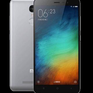 Xiaomi note3 ram 2/16gb, mới 100%, Full hộp phụ kiện, có Vân tay