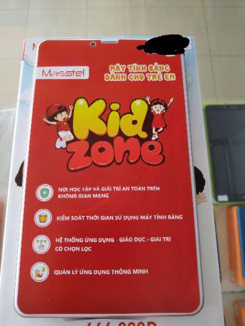 Máy tính bảng masstel tab plus Kid zone