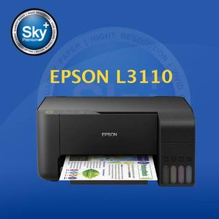 Epson printer inkjet EcoTank L3110 เอปสัน (print scan copy