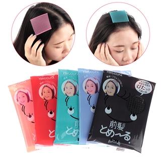 Sticker dán cố định tóc mái rửa mặt tiện lợi dễ sử dụng 4