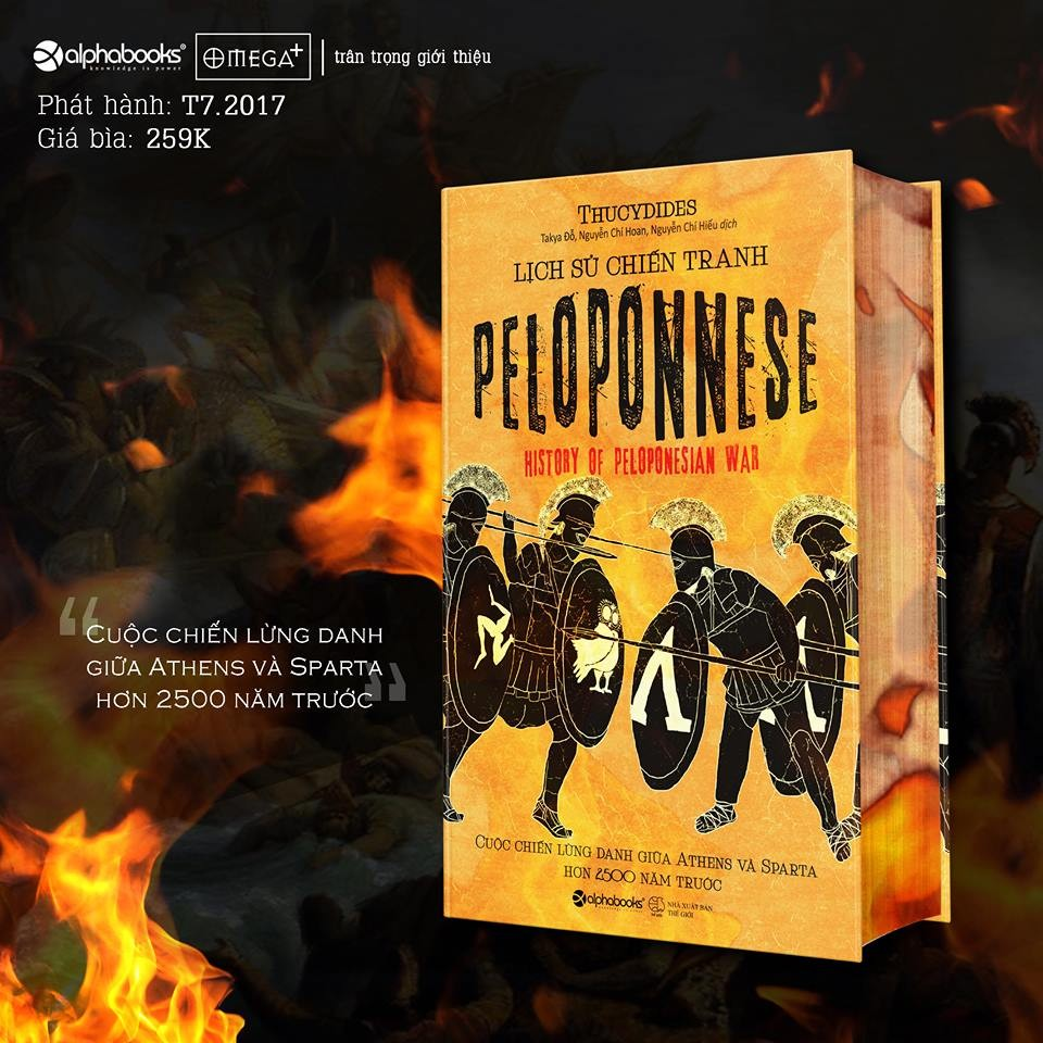 Lịch Sử Chiến Tranh Peloponnese - Cuộc Chiến Lừng Danh Giữa Athen Và Sparta
