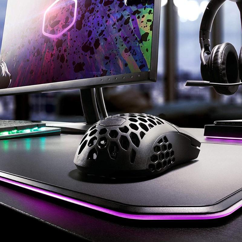 Chuột Gaming Kok Pixart Pmw 3389 16000 Dpi Mm710