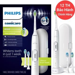 Bàn Chải Điện Philips Sonicare 6300