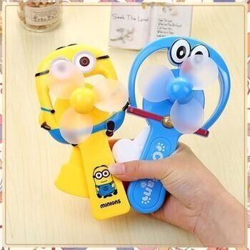 (Siêu Siêu Rẻ) Quạt bóp cầm tay mini hoạt hình siêu KUTE - 14851109 , 2287234833 , 322_2287234833 , 38000 , Sieu-Sieu-Re-Quat-bop-cam-tay-mini-hoat-hinh-sieu-KUTE-322_2287234833 , shopee.vn , (Siêu Siêu Rẻ) Quạt bóp cầm tay mini hoạt hình siêu KUTE