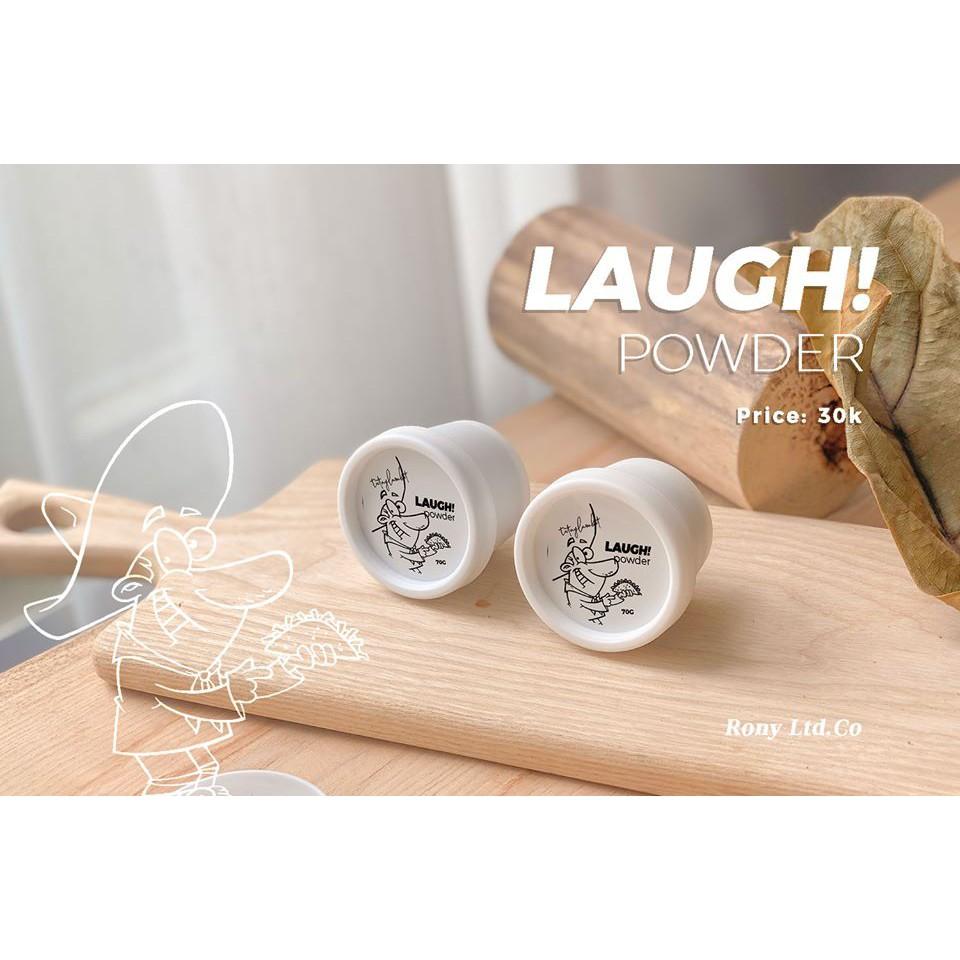 BỘT LÀM TRẮNG RĂNG - LAUGH POWDER