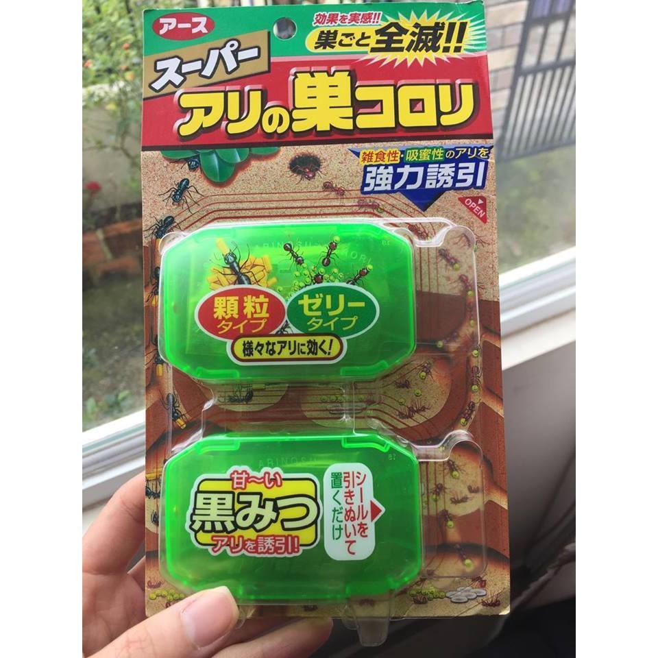 Thuốc diệt kiến Super Arinosu Koroki Nhật Bản vỉ 2 hộp - 3464449 , 1276477826 , 322_1276477826 , 105000 , Thuoc-diet-kien-Super-Arinosu-Koroki-Nhat-Ban-vi-2-hop-322_1276477826 , shopee.vn , Thuốc diệt kiến Super Arinosu Koroki Nhật Bản vỉ 2 hộp