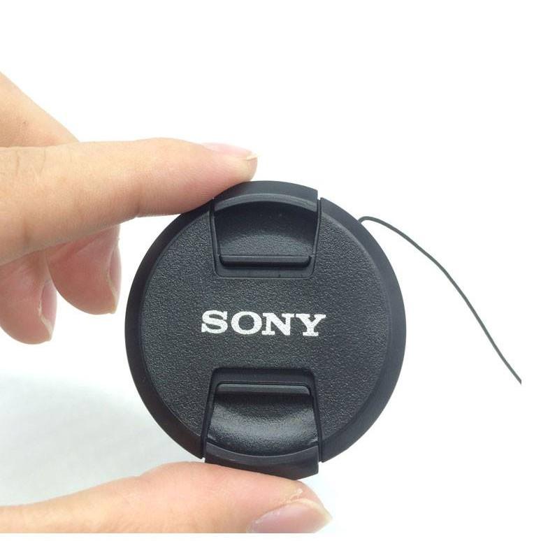 Nắp lens cáp trước ống kính của Sony hàng đẹp C6