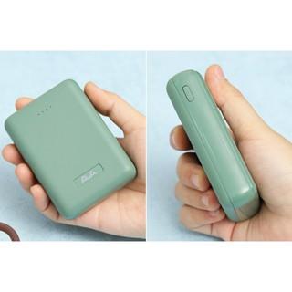 Pin sạc dự phòng Polymer 10.000mAh AVA PA W11 X (Xanh rêu) thumbnail