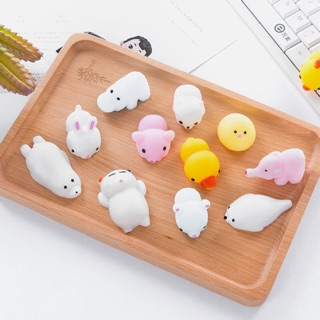 Ushihito Mochi – Đồ chơi thú silicon Nhật Bản