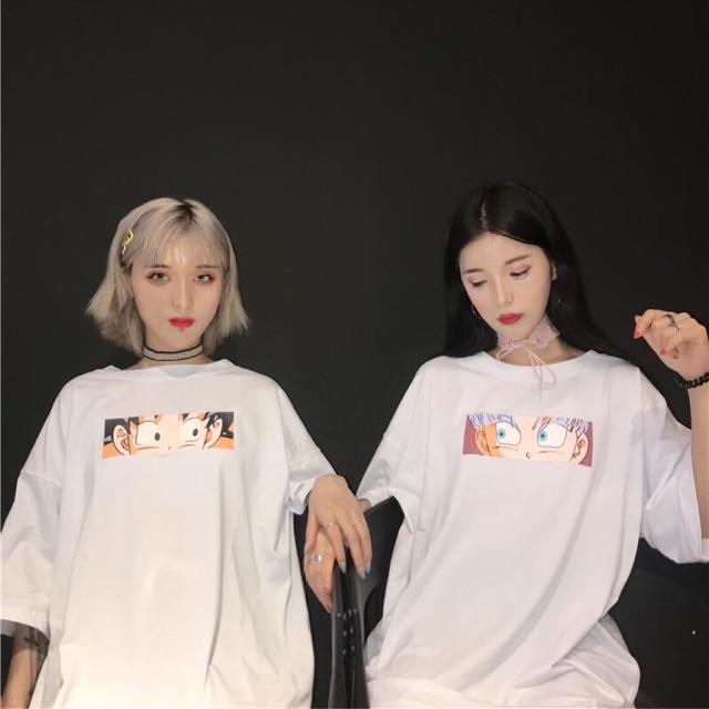 Áo phông tay lở - áo phông unisex
