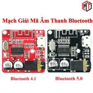 Mạch Giải Mã Âm Thanh Bluetooth 4.1 5.0 XY-BT-MINI - VHM-314