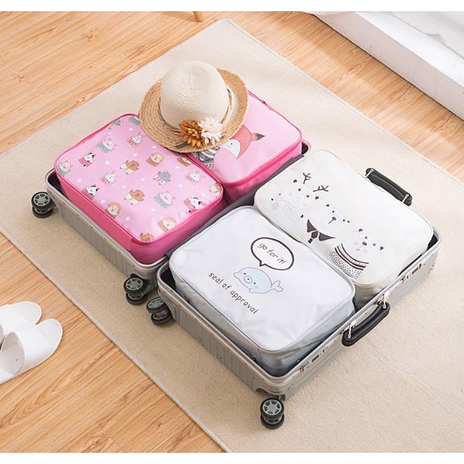 Túi đựng quần áo du lịch tiện lợi