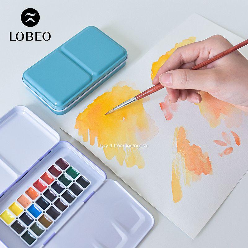 [Lỗ Store] Màu Chiết Van Gogh Hộp thiếc 0.5ml Hộp thiếc 39 màu