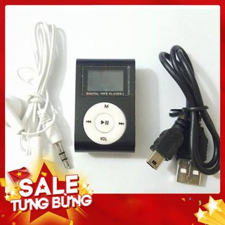 Máy nghe nhạc MP3 có màn hình LCD – Siêu HOT
