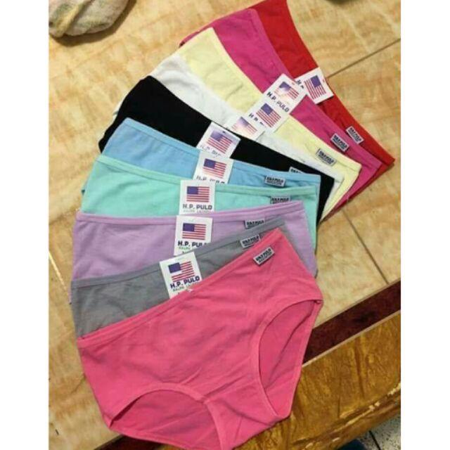 quần lót xuất Mỹ