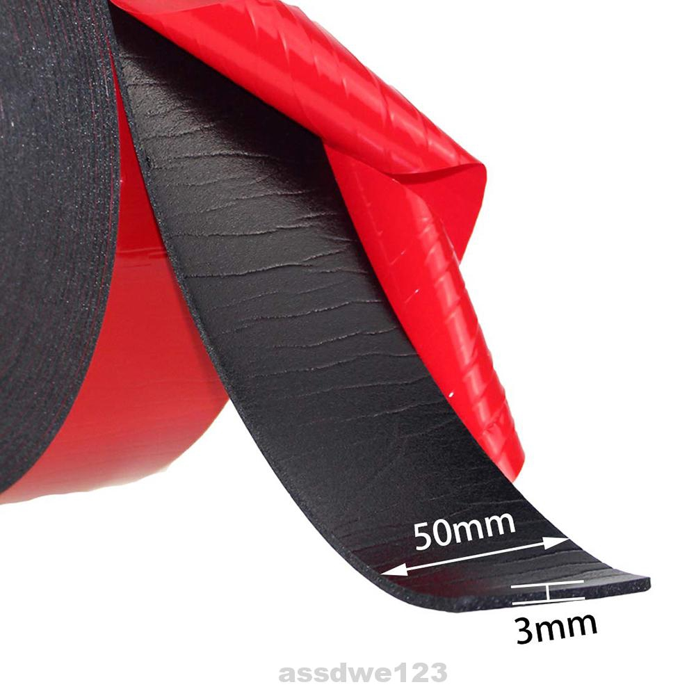 Adhesive Decorative For Automotive Mounting Multifunction Weatherproof Seamless Super Strong Double Sided Tape