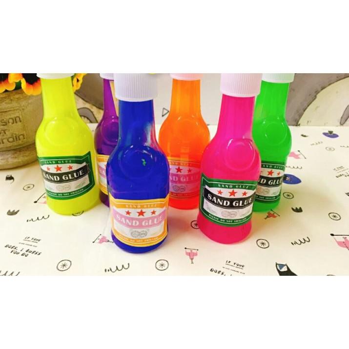 Slime chai nước - slime lỏng