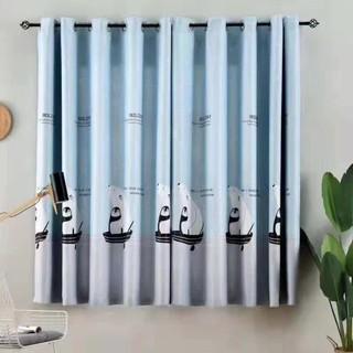 Rèm cửa sổ, cửa phòng ngủ chống nắng giá rẻ TNS-002