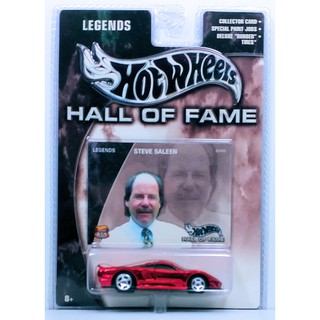 Xe mô hình 1:64 Hot Wheels Hall of Fame – Saleen S7