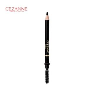 Bút kẻ lông mày Cezanne có đầu chổi Eyebrow With Spiral Brush 1.2 g thumbnail