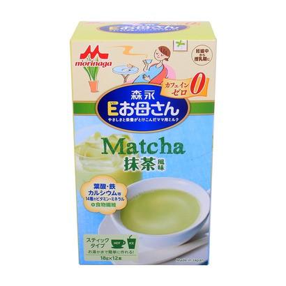 Sữa morinaga vị trà xanh Nhật Bản 216g