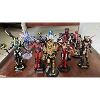 Mô Hình Sodo Kamen Rider Các Dòng Zero One Build Den-o Zi-o (Đã Ráp)