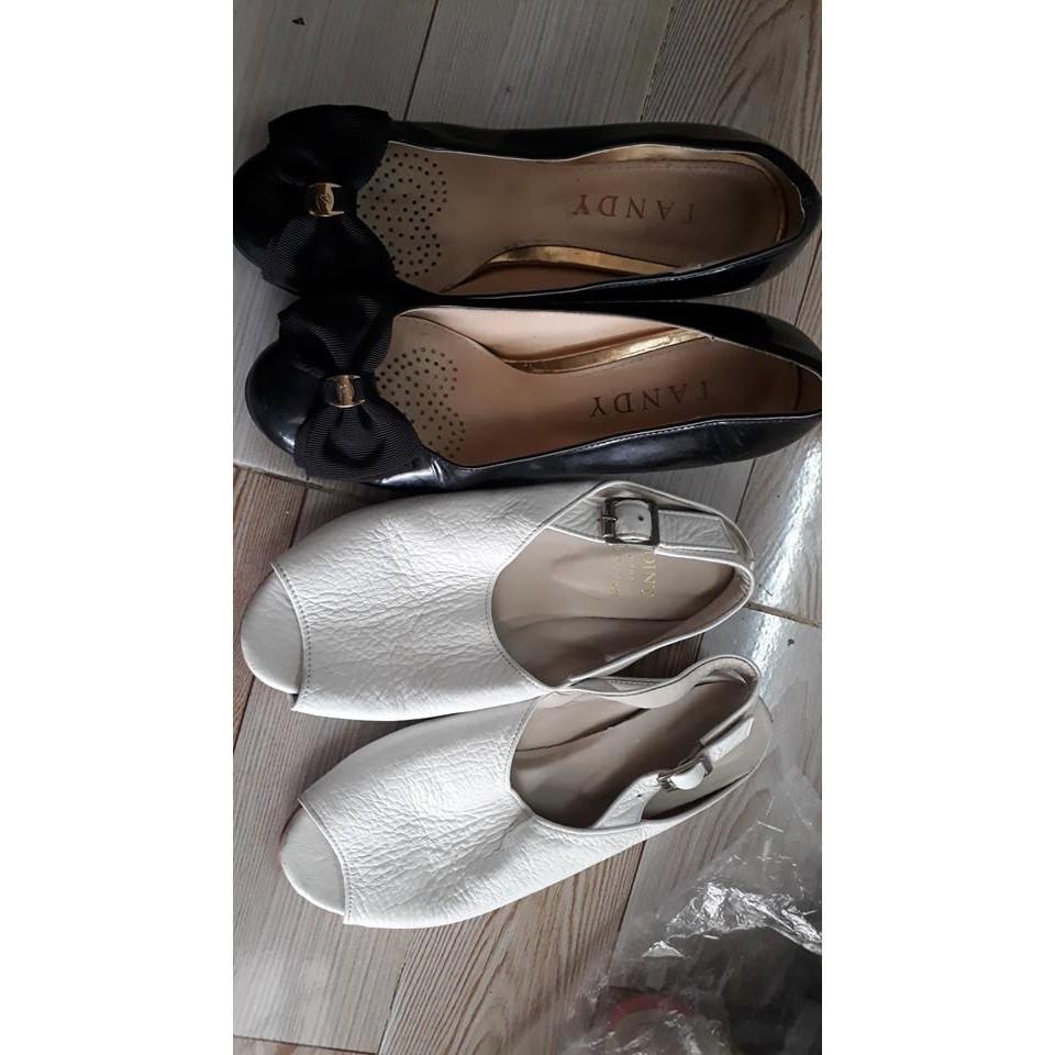 Bộ com bo 02 giày Thuy Trần