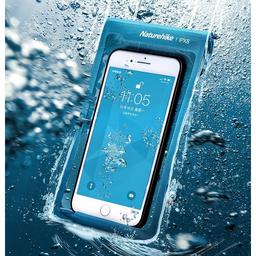 Túi đựng điện thoại chống nước Naturehike mẫu mới 2020 - NH20SM003