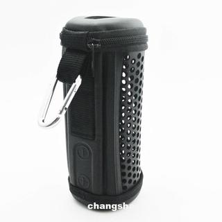 Bluetooth Speaker Case Outdoor Round Dustproof EVA Wear Resistant Anti Scratch Bike Mounted For Flip 3